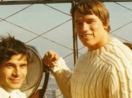 Arnold discusses the death of Franco Columbu