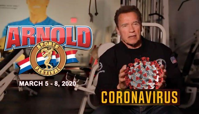 2020 Arnold Sports Festival USA: Athletes to be screened for coronavirus