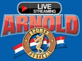 LIVE STREAMING: 2020 Arnold Sports Festival