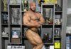 Big Ramy's fantastic condition