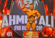 2020 Ahmed Ali IFBB Diamond Cup Egypt