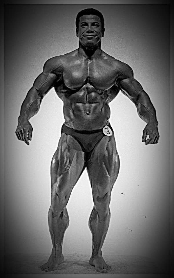 1982 Olympia Chris Dickerson