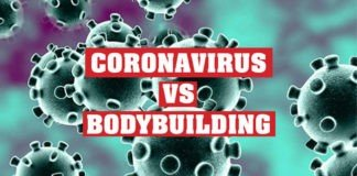 Coronavirus forces cancellation of bodybuilding