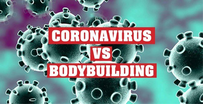 Coronavirus forces cancellation of bodybuilding and fitness competitions all over the world