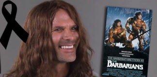 David Paul Barbarian Brothers passes away