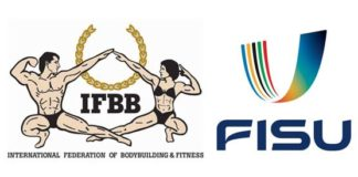 IFBB recognized International University Sports Federation (FISU)