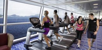 amazing cruise exercise tips workout sea