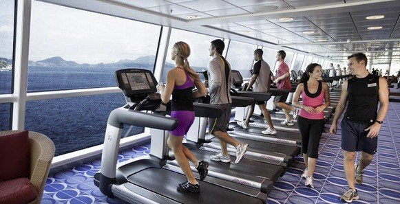 FEATURED ARTICLE: Five amazing cruise exercise tips to get your workout at sea