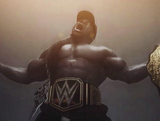 Kai Greene joining WWE?