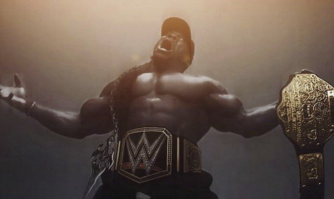 Kai Greene joining the WWE?