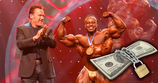 Prize money Arnold Classic