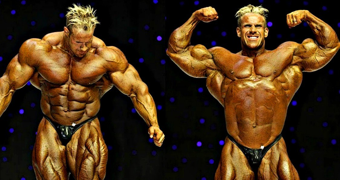 Jay Cutler - Mr. Olympia