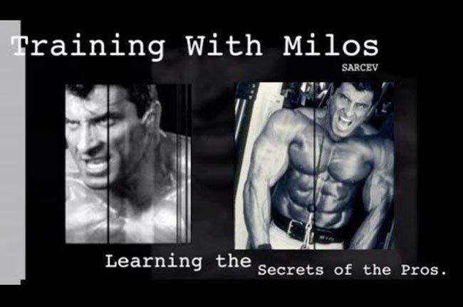 Milos Sarcev Secrets Pros