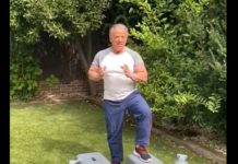 Rafael Santonja's home training tips