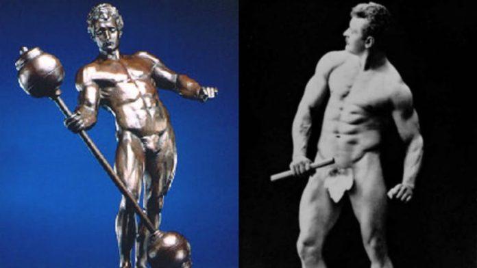 History Olympia Sandow Trophy
