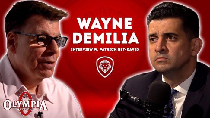 Wayne Demilia Olympia promoter