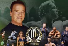 Arnold Sports Festival rescheduled