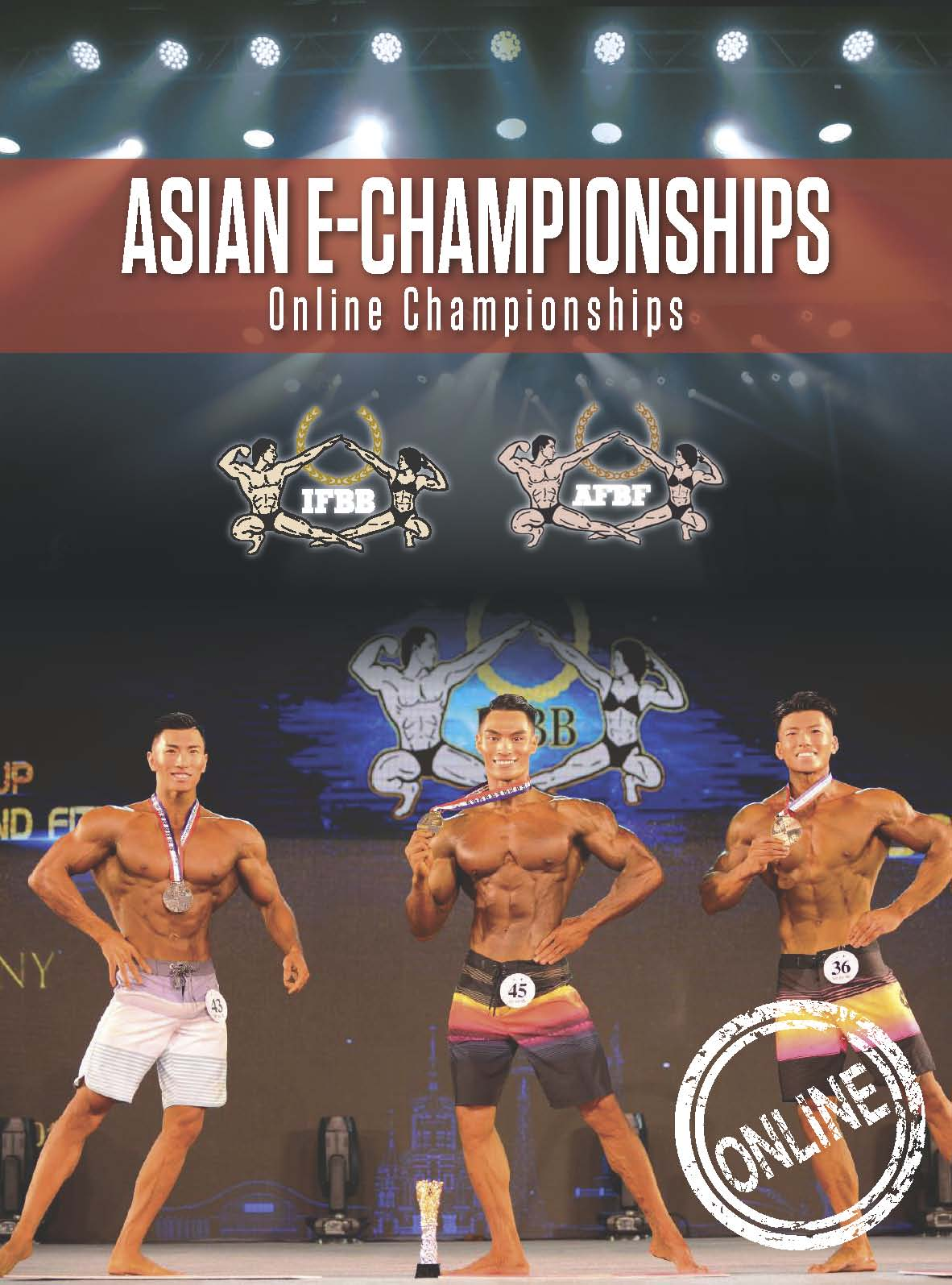 Asian IFBB Online e-Championships