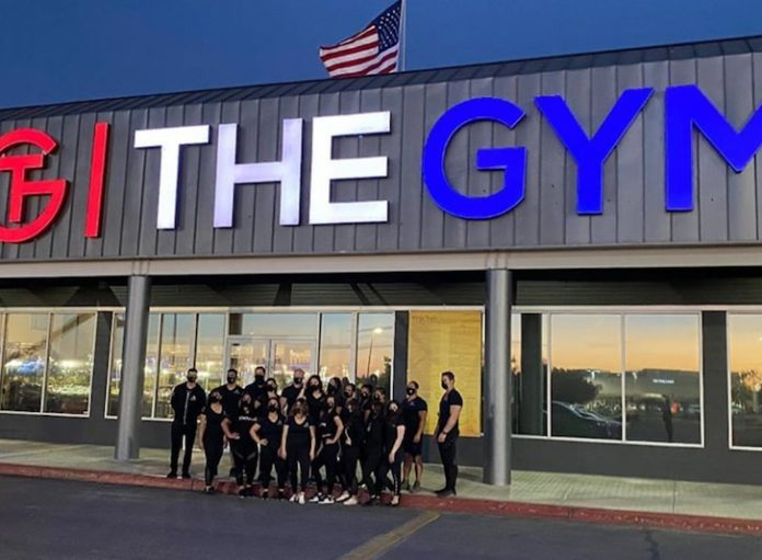 California gym reopens
