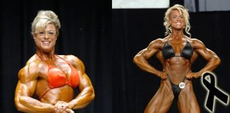 bodybuilder Beverly Direnzo
