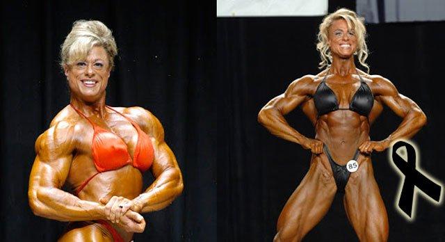 bodybuilder Beverly Direnzo