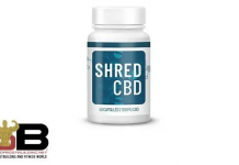 ShredCBD Fat burner cbd