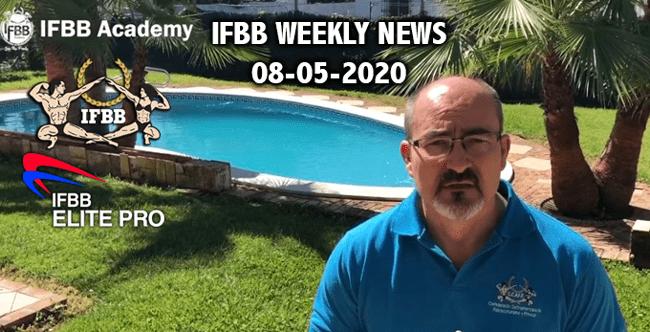 IFBB Weekly news