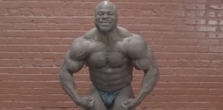 Kai Greene hints Olympia