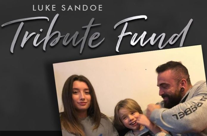 Fundusz Tribute Luke Sandoe