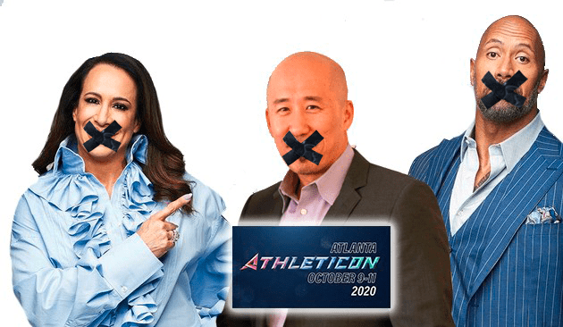 Athleticon Olympia Weekend