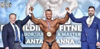 ifbb european championships