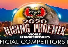 2020 Rising Phoenix World