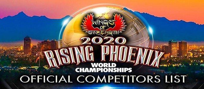 2020 Rising Phoenix World
