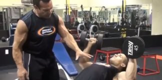 rich gaspari physique bodybuilding