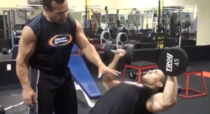 rich gaspari physique bodybuilding