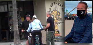 Arnold Schwarzenegger refuses Gold's Gym