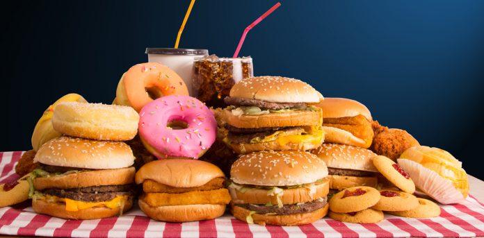 Bad Eating Habits Bodybuilder