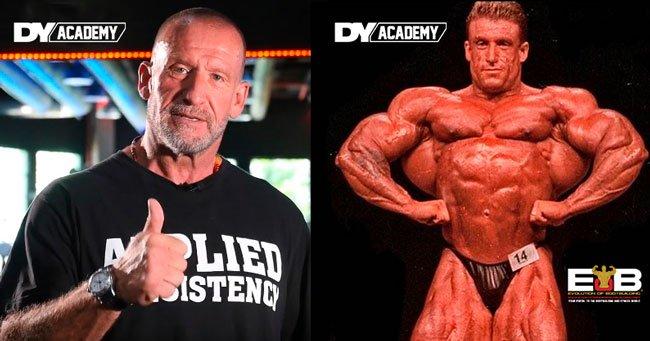 Dorian Yates Academy - Online coaching by 6X Mr. Olympia Dorian Yates