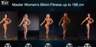 IFBB European e-Championships session