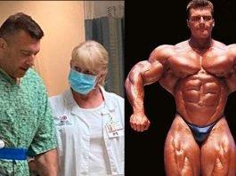 bodybuilding Jean-Pierre Fux surgery