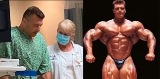 bodybuilding Jean-Pierre Fux surgery