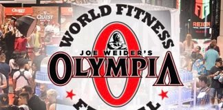 Olympia World Fitness Festival