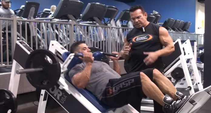 rich gaspari bodybuilding physique
