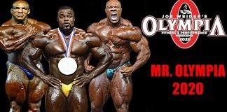 Olympia Phil Heath qualified