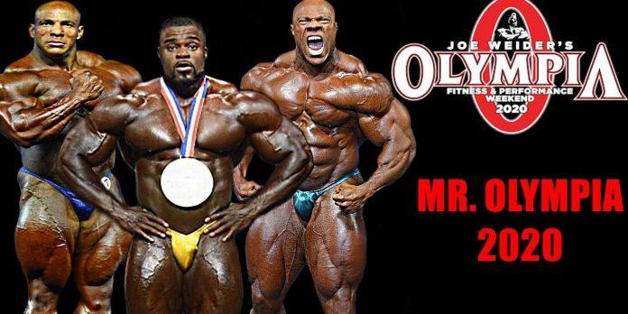 Olympia Phil Heath qualified