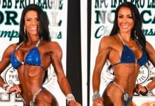 Olympia Northern California Results