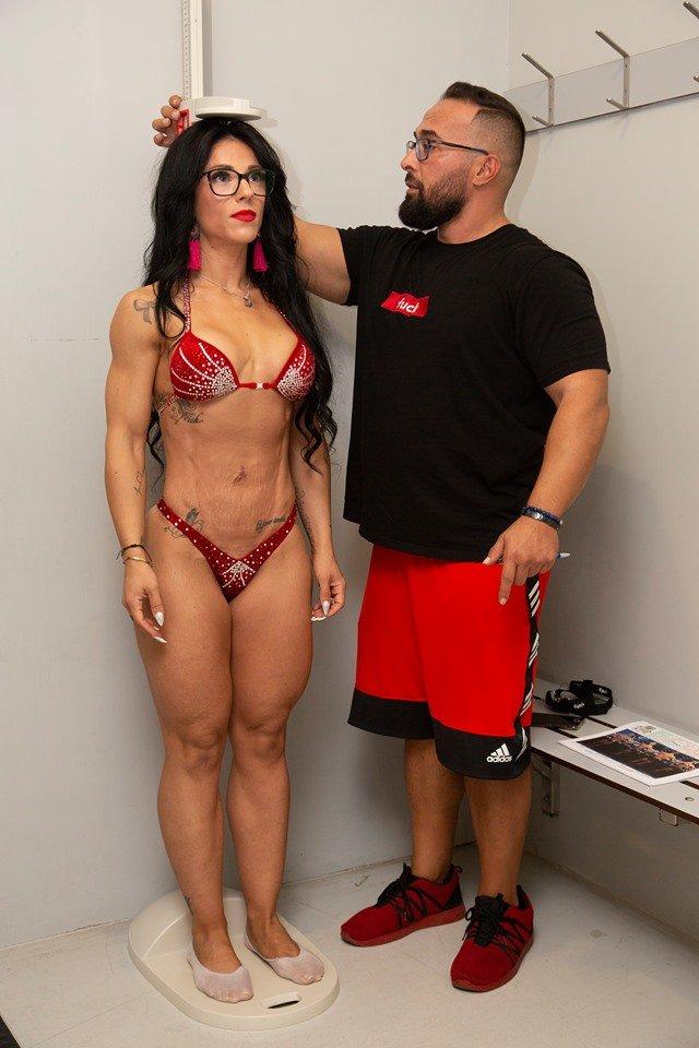 IFBB Athlete Vanessa Batista