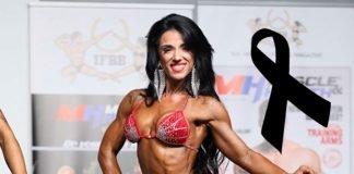 IFBB Wellness Vanessa Batista dies