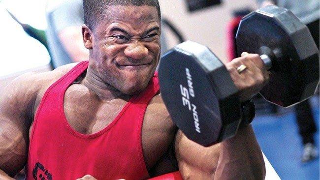 Preparing first bodybuilding