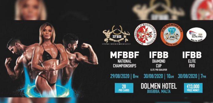 IFBB Weekly News 02-07-2020